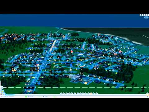 SimCity (2013) Beta Gameplay - 2560 x 1440 Very High Settings