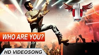 Who Are You Video Song - 1...Nenokkadine