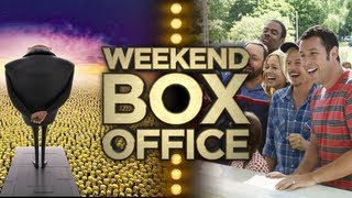 Weekend Box Office - July 12-14 2013 - Studio Earnings Report HD