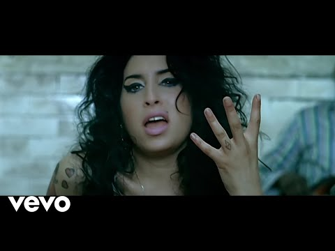 Amy Winehouse - Rehab (videoclip)