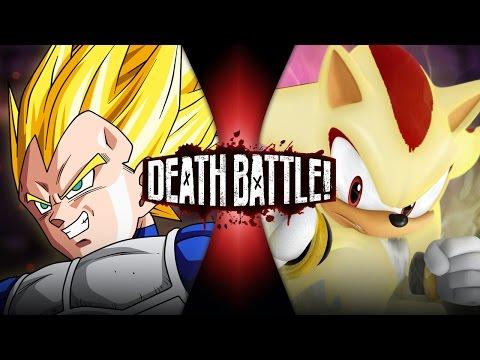 DEATH BATTLE! - Vegeta VS Shadow