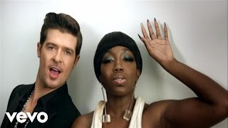 Robin Thicke - Rollacoasta (feat. Estelle)