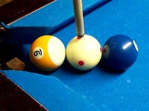 nineball and fourball trickshot