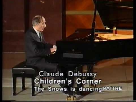 DEBUSSY : Children's Corner - Pianista BRUNO CANINO
