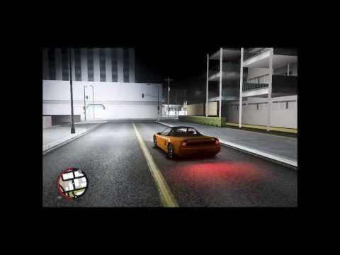 Grand Theft Auto IV - San Andreas To IV (Rage Engine) Conversion Modification HD
