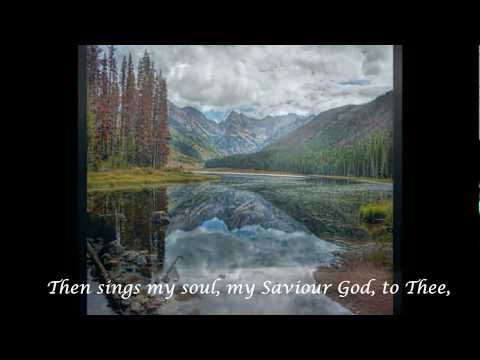 How Great Thou Art...Sung By: Solomon, English & Hindi Christian Song..Old Hymn