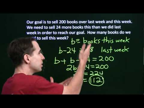 Art of Problem Solving: Word Problems Part 2