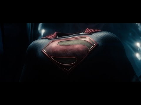 """Man of Steel"" (Superman), il Trailer"