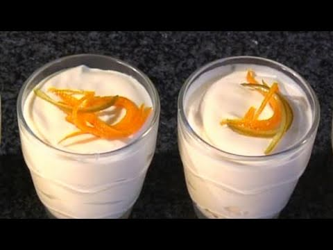 How To Do A Simple Lemon Mousse Recipe