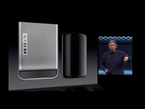 Apple WWDC 2013 Keynote - Mac Pro (full length) [HD]