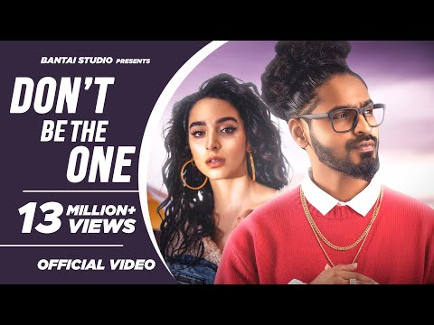 EMIWAY X KARA MARNI - DON'T BE THE ONE (PROD. FLAMBOY) (OFFICIAL MUSIC VIDEO)