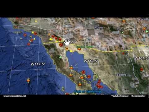 Volcano / Earthquake Watch Nov 12-15, 2011
