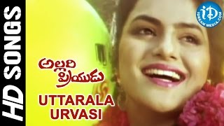 Uttarala Urvasi Video Song - Allari Priyudu
