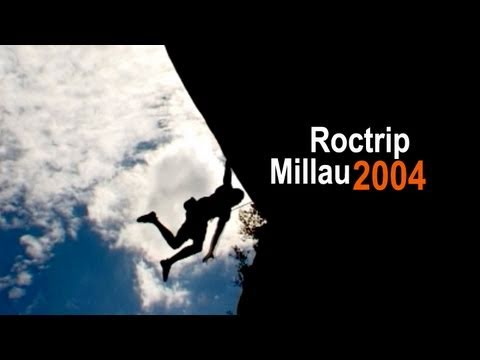 Petzl Roctrip Millau 2004.
