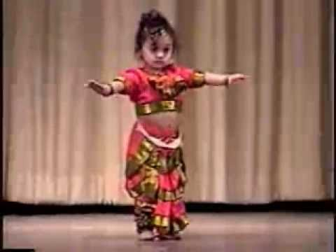 Vinaini's Dance Performance - 1 year Old