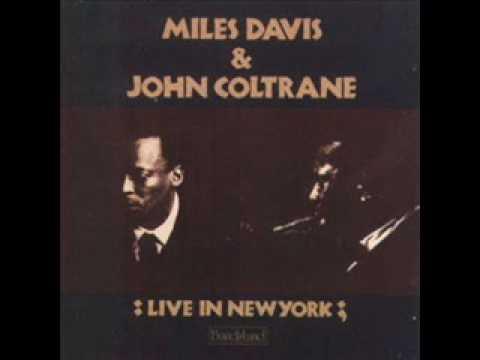 Miles Davis & John Coltrane / Four 1958