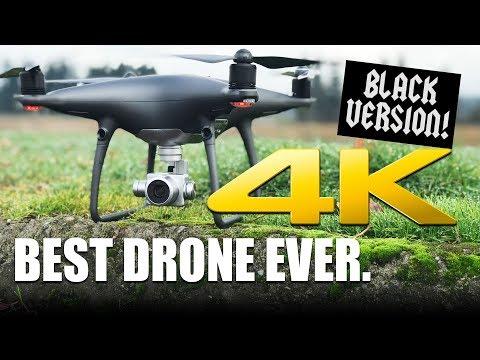 DJI Phantom 4 Pro Obsidian - BEST DRONE EVER