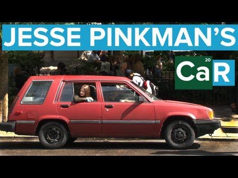 Breaking Bad: Take a Ride in Jesse Pinkman's ACTUAL Car!