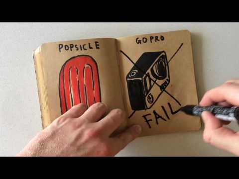 How to Draw a GoPro