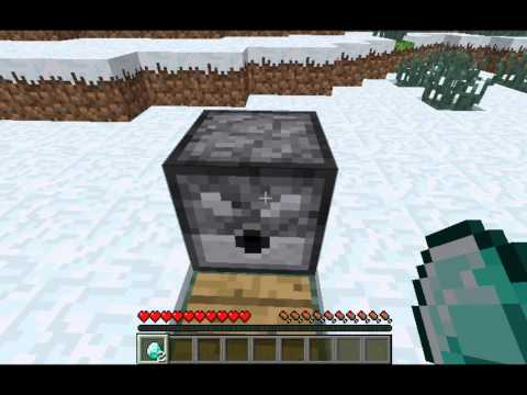 How  to make a working Minecraft diamond generator! [HD]