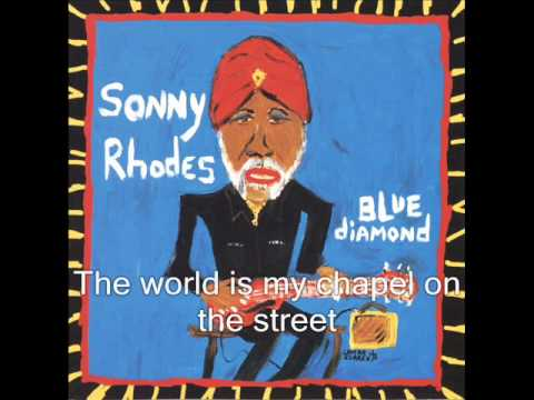 Sonny Rhodes - Blues Is My Religion (Sub)