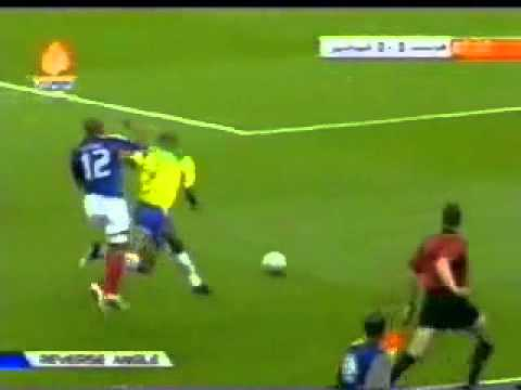 Thierry Henry vs Roberto Carlos The Super Speed
