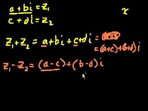 Numeri Complessi (Parte 1)
