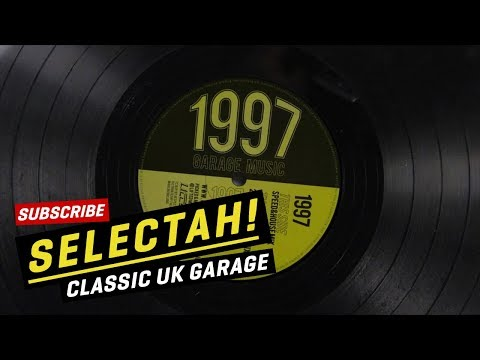 Old Skool UK Garage & House Classics Mix - 1997 - Part 1