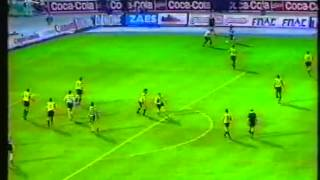 Sporting - 3 Beira Mar - 1 de 1991/1992
