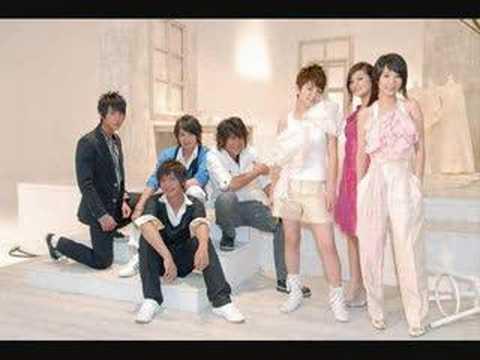 S.H.E &- Fahrenheit - Xie Xie Ni De Wen Rou (lyrics in desc.)