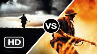Saving Private Ryan vs The Thin Red Line - Which is the Better WWII Movie? - HD