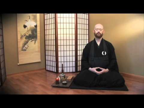 Orientation to Zen 08 - Ten-Minute Practice Session