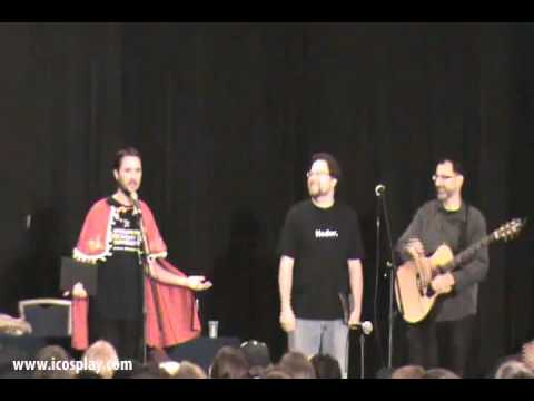 DragonCon 2011 &#8211; Star Trek &#8211; Wil Wheaton Monday panel