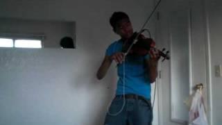 Knock You Down violin