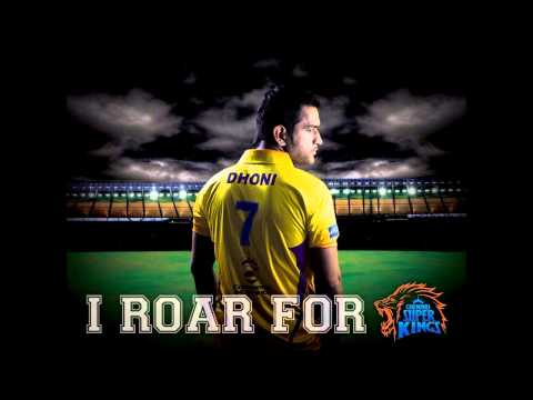 Chennai Super Kings Theme Songs Tamil Version