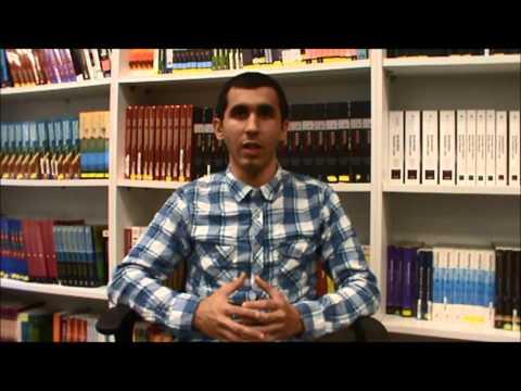 ACN Student testimonial, Kamran Ahlimanli, AZERBAIJAN (Azerbaijani version)