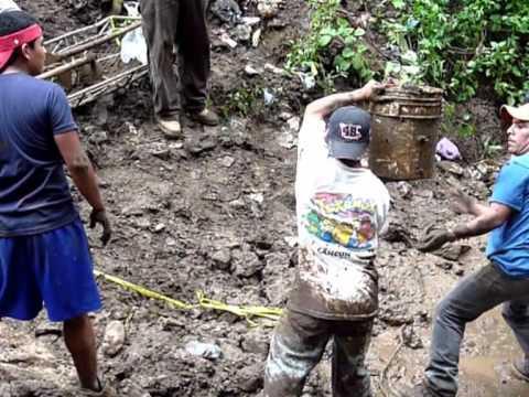 Heavy rains batter Guatemala