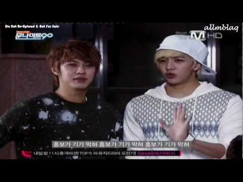 [Thai Sub] 111020 Mnet Moon Night 90 - SeungHo & Cheondung Cut