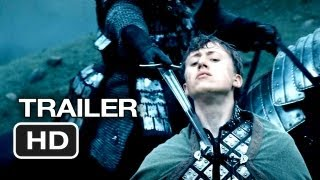 Hammer of the Gods Official Trailer (2013) - Viking Movie HD