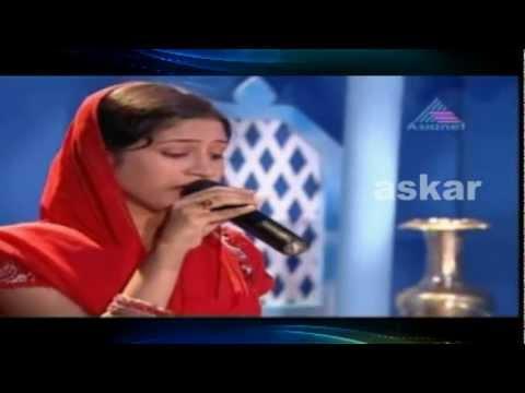 askar ,asianet mappila song malayalam singer nasnin