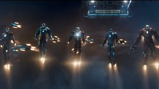 Iron Man 3 -- Official Trailer UK Marvel