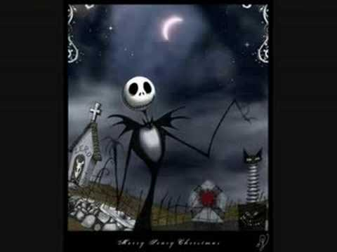 I Miss You - Blink 182 . Jack Skellington