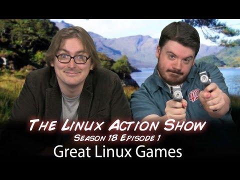 Great Linux Games | LAS | s18e01