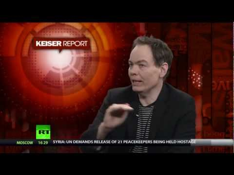Monsanto's Gulag-ification of the Global Economy ~ Max Keiser