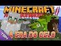 Minecraft Parque dos Dinossauros II :: Ep 5 :: A ERA DO GELO