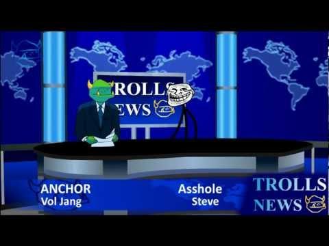 TrollsNews 87 - War against Atheists, and YouTube workshop
