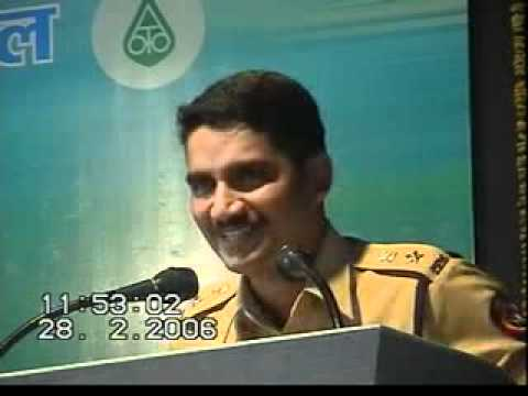 Vishwas Nangare Patil Full Speech