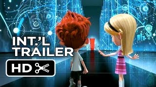 Mr. Peabody & Sherman Official International Trailer (2014) HD