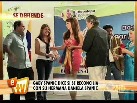 Gaby Spanic habla de su pompis