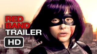Kick-Ass 2 Official International Red Band Trailer (2013) - Chloe Moretz Movie HD